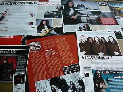 Akercocke - Magazine Cuttings Collection (Ref 1A)