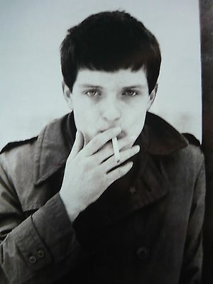 Joy Division - Magazine Cutting (Full Page Photo) (Ref N2)