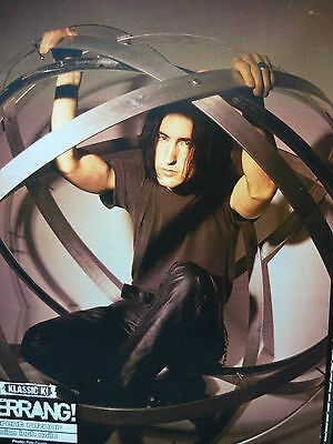 Nine Inch Nails - Magazine Cutting (Full Page Photo) (Ref K6)