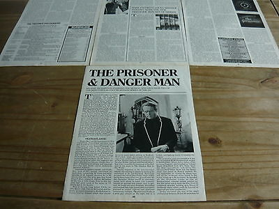 The Prisioner - Magazine Cuttings (Article)