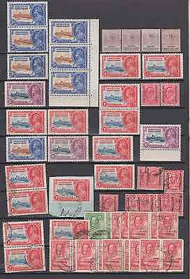 Bechuanaland 1888/1966 Collection Mint Mounted & Used Cat £350