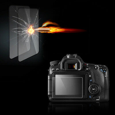 Optical Tempered Glass Camera LCD Screen HD Protector Cover For Nikon D5300 BXJN