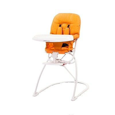 guzzie + Guss Tiblit Highchair - Orange