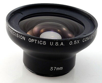 Century Precision Optics USA 37mm 0.5X Wide Angle Adapter. Ideal for video