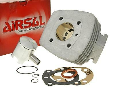 Airsal  AS28450 Zylinderkit T6-Racing 49,4ccm 46mm Peugeot 103 T3, 104 T3 Brida