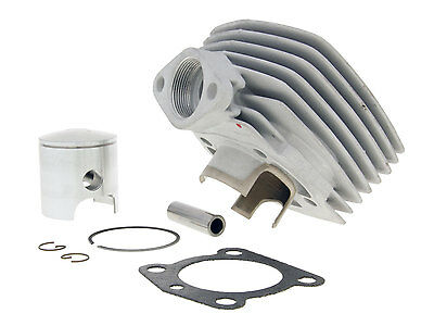 Airsal AS28451 Zylinderkit T6-Racing 65,3ccm 46mm Peugeot 103 T3, 104 T3 Brida