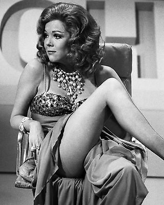 "Diana Rigg The Avengers 10"" x 8"" Photograph no 6"