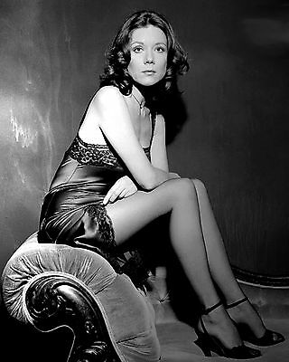 "Diana Rigg The Avengers 10"" x 8"" Photograph no 11"