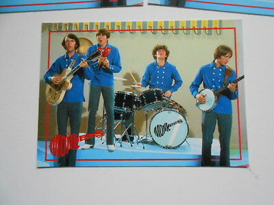 Monkees TV show rare 3 preview cards 1990s
