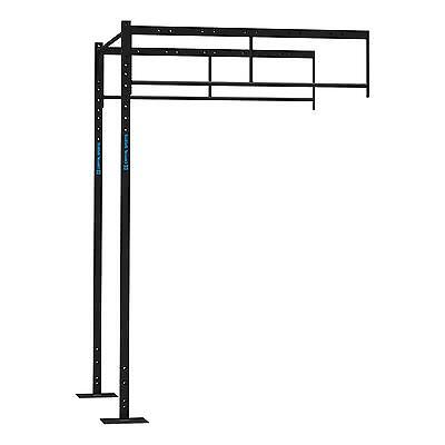Station extension rack musculation pull up 5 positions exercices muscu - noir