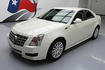 2013 Cadillac CTS Luxury Sedan 4-Door 2013 CADILLAC CTS 3.0L LUXURY HTD LEATHER REAR CAM 40K #171194 Texas Direct Auto