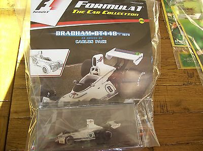 Formula 1 The Car Collection Part 20 Brabham BT44B 1975 Carlos Pace