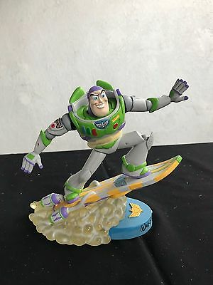 Toy Story Rare Buzz Lightyear Galactic Space-Surf Boarding Bobblehead