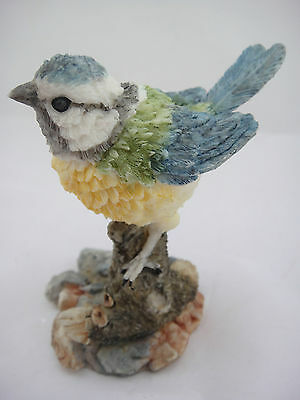 Lovely Little Figure of a Blue Tit by Shudehill Giftware