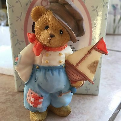 Cherished  Teddies Jan Like The Winds That Blow The Mills Our  #611697 Dutch Ex