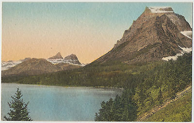 Going-to-the-Sun Mountain, St. Mary Lake, Glacier National Park