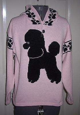 Custom Knitted Poodle Toy Miniature Sweater Create your own read below