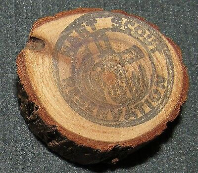 Philadelphia Council Camp Hart Scout Reservation Treasure Island Piece of Wood
