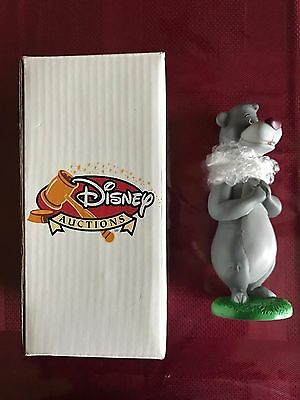 Bobble Dobbles Bobble Head Baloo Jungle Buck Disney Auctions rare