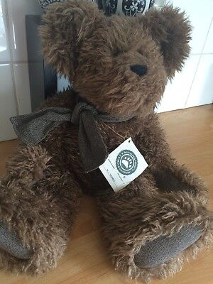 "Boyds Bear ""D L MERRILL ""   16"" With Tag"