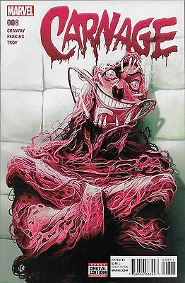 Carnage No.8 / 2016 Gerry Conway & Mike Perkins