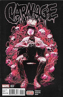 Carnage No.7 / 2016 Gerry Conway & Mike Perkins