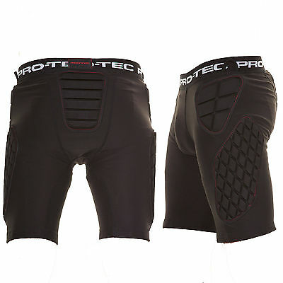 """30DY PROTEC Padded Snowboard Impact Shorts / Protection Lo Pro - 29"""" - 31"""" waist"""