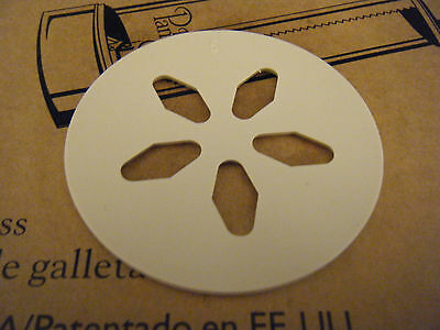 Pampered Chef 1525 Cookie Press Replacement Disc #5