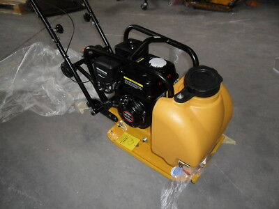 Wacker Plate Compactor Plate  C60 With Water Tank  72 Kg New 2 Year Warranty