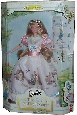 1997 Barbie  Collector Edition The Tale of Peter Rabbit--# 19360