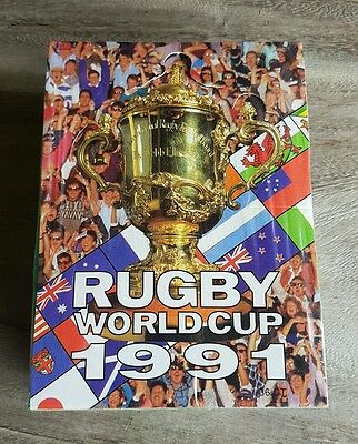 1991 Regina Rugby World Cup rugby union cards unopened box