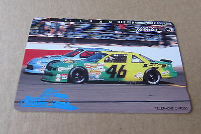 Days Of Thunder Cruise Cars Racing On Mint Unused Phonecard From Japan