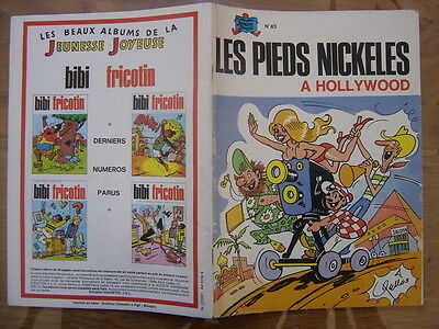 1981 LES PIEDS NICKELES A HOLLYWOOD 83 Pellos