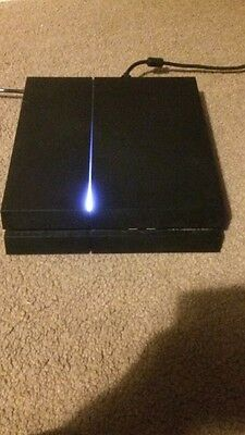 ps4 console with HDMI and plug (no Controller)