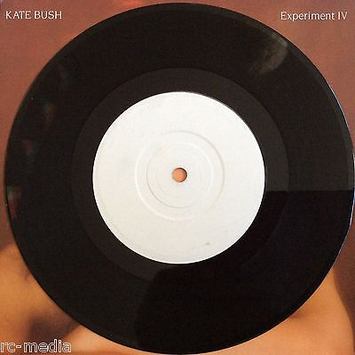 """KATE BUSH -Experiment IV/Wuthering Heights- Very Rare UK 7"""" Test pressing /vinyl"""