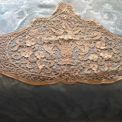 Beautiful Vintage Handmade Motif