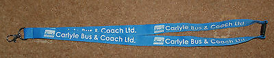 LANYARD, CARLYLE BUS & COACH LTD (New)