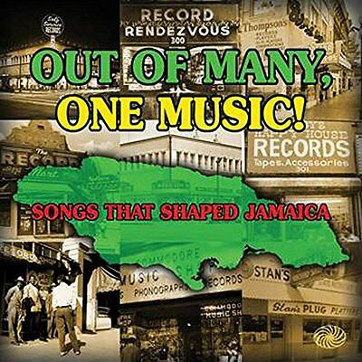 Out Of Many, One Music! Songs That Shaped Jamaica - Limited Ed 2Lp - New/sealed