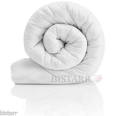 Soft, Comfy, Warm - Hollowfibre Duvet Quilt - All Size's, All Tog's Bedding NEW