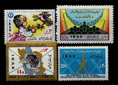 16-12-05608 - Persia 1978 Mi.  1927-1930 MNH 100% Week of the child, Education C