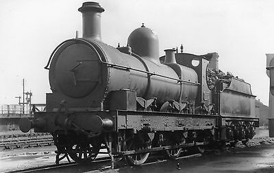 Photo GWR 0-6-0 No 1012 seen at Oxford shed yard on 9/5/27