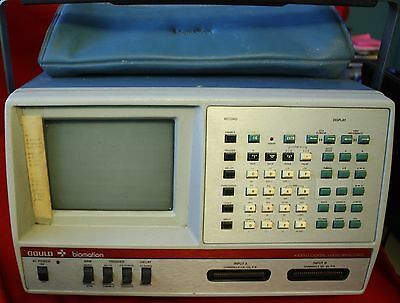 Gould Biomation K100-D Digital Logic Analyzer