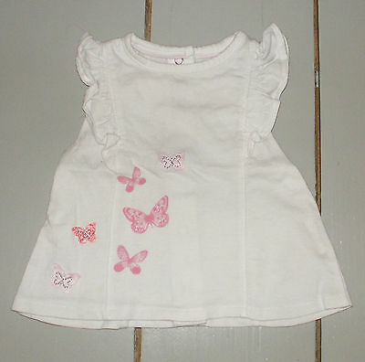 Tunique Tee-Shirt Bebe Fille Taille 3 Mois Baby Gemo