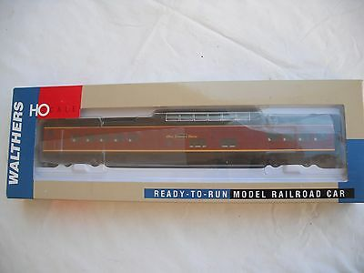Walthers 932-9593 Foundry Passenger Car, The Dinner Belle Dome Coach, HO Scale