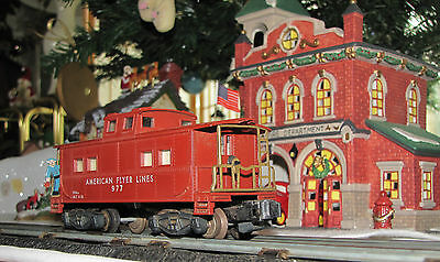 American Flyer 977 Operating Caboose NR