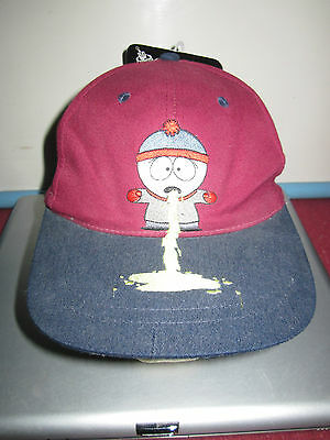 Rare South Park Gang Stan!   Ball Cap Nwt