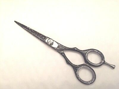 "6"" Siebu Professional Hairdressing Scissors / Shears Black Mist £99.99 Salon"
