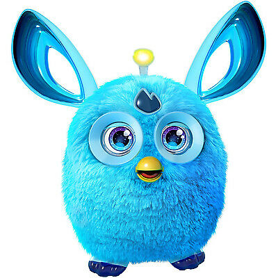 Furby Connect Blue Age 6+ Interactive Animated Electronic Pet New