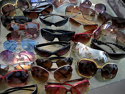 30 Assorted sunglasses