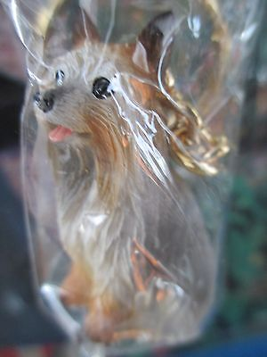 Silky Terrier ~  Key Chain ~ Great Gift Item